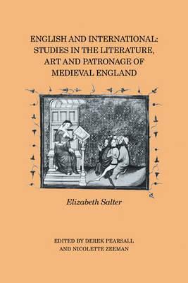 English and International by Elizabeth Salter image