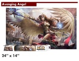 "HCD ""Avenging Angel"" Playmat"