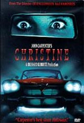 Christine on DVD