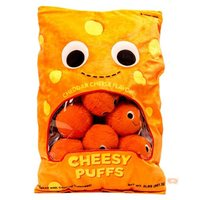 Yummy World: Cheese Puff - X-Large Plush