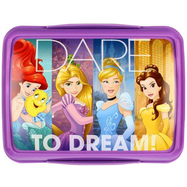 Disney Princess Klip It Lunch Box (2L)