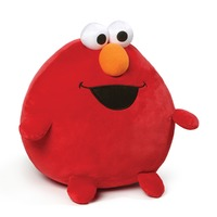 Sesame Street: Egg Friends Plush - Elmo (Large)
