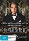 The Great Gatsby on DVD