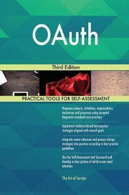 OAuth Third Edition by Gerardus Blokdyk