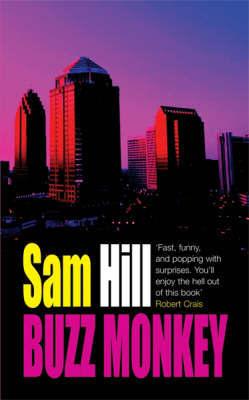 Buzz Monkey by Sam Hill