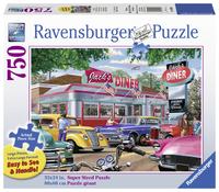 Ravensburger: 750 Piece Puzzle - Meet you at Jack's