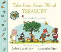 Tales From Acorn Wood Treasury by Julia Donaldson image