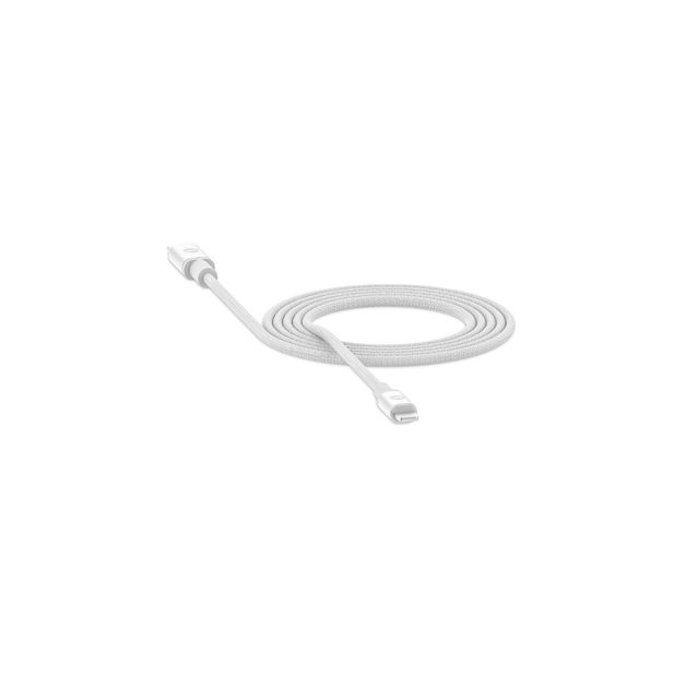 Mophie: USB-C to Lightning Cable 1.8M – White