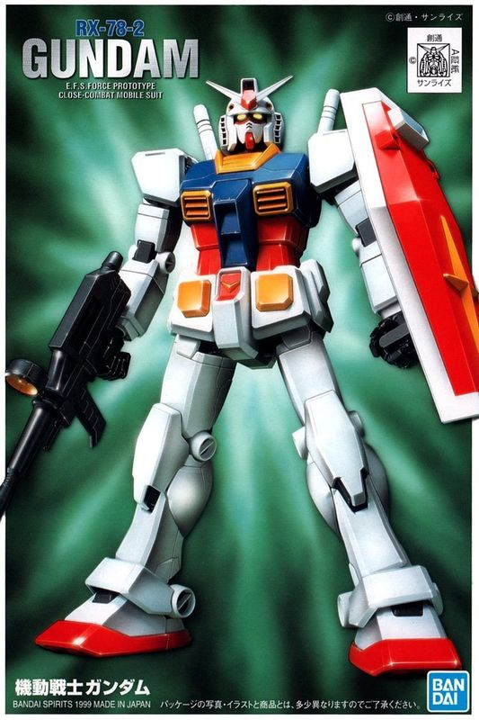 FG 1/144 RX-78-2 Gundam - Model Kit