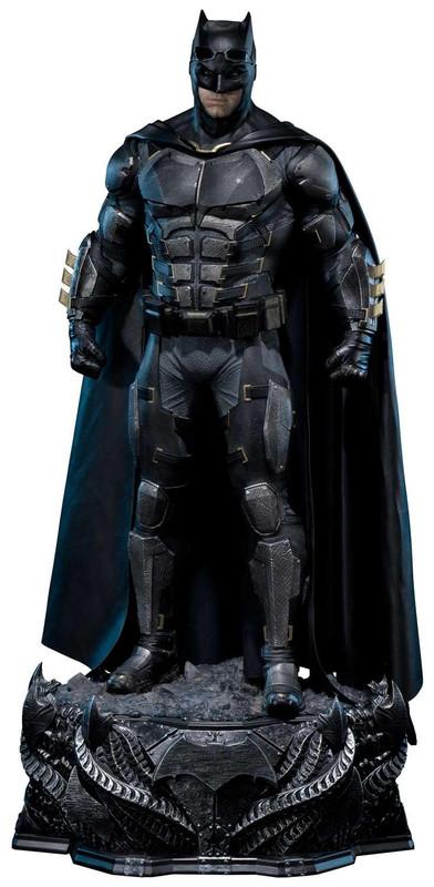 """Justice League: Batman [Tactical Suit] (Deluxe) - 35"""" Premium Statue"""