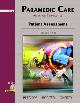 Paramedic Care: Principles and Practice: v. 2: Patient Assessment by Robert Porter image