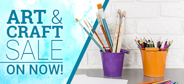 Art & Craft Sale!