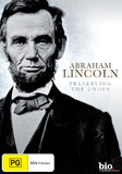 Abraham Lincoln: Preserving The Union on DVD