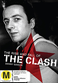 Rise and Fall of The Clash DVD