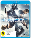 Insurgent on Blu-ray