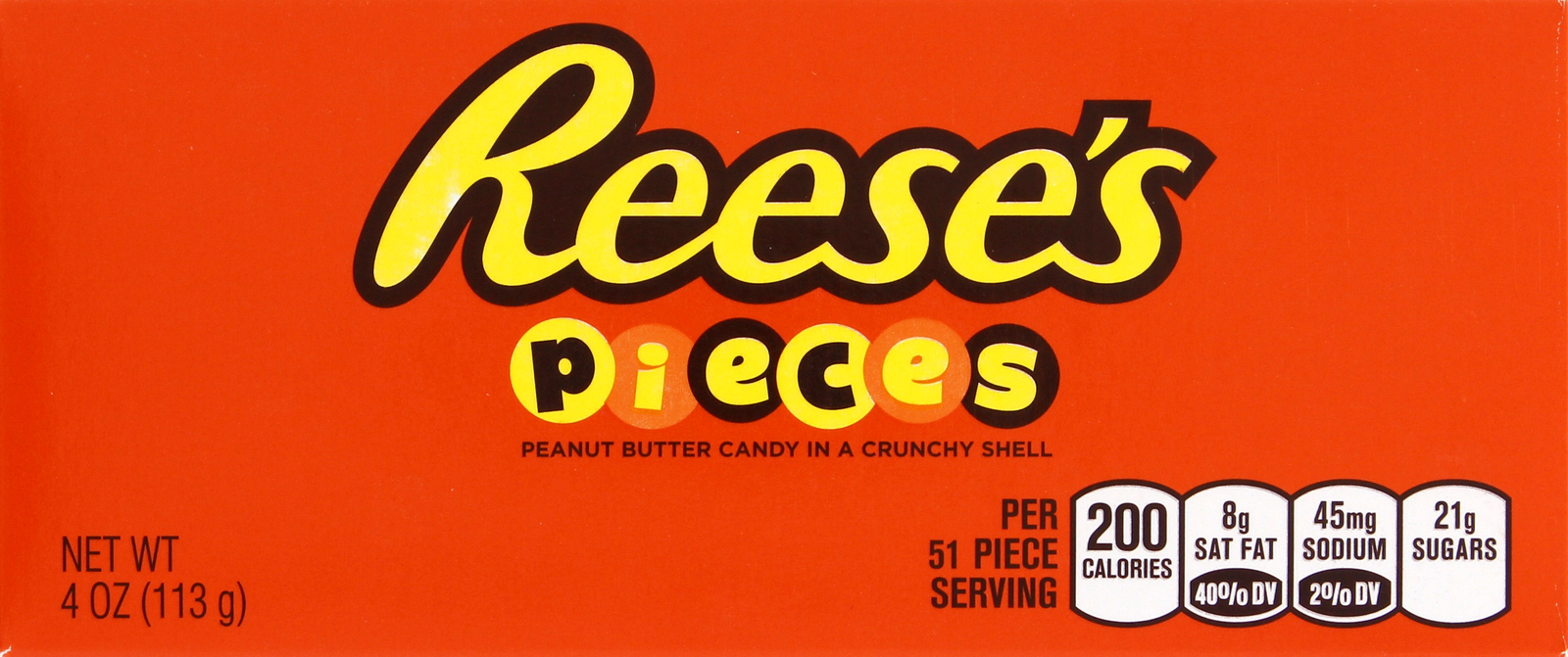 Reese's Pieces Theater Box 113g image