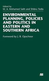 Environmental Planning, Policies and Politics in Eastern and Southern Africa image