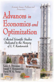 Advances in Economics & Optimization by David Wing-kay Yeung