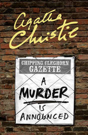 A Murder is Announced by Agatha Christie image