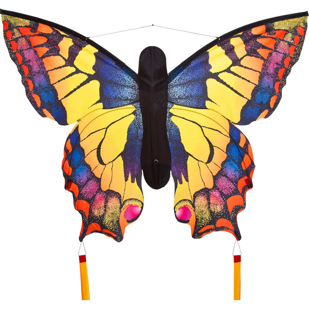 "HQ Kites: Large Swallowtail - 51"" Butterfly Kite"