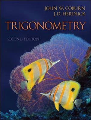 Trigonometry by John W Coburn image