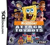 Nicktoons: Attack Of The Toybots for Nintendo DS