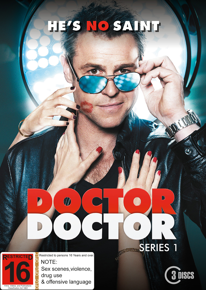 Doctor Doctor - Series 1 on DVD image
