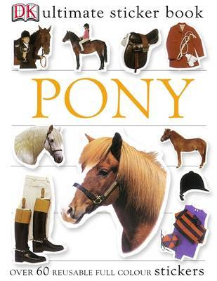 Pony Ultimate Sticker Book image