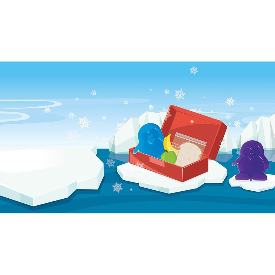 Freezy Friends Ice Packs - Penguin image