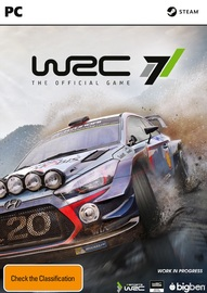 WRC 7 for PC