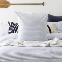 Bambury European Pillowcase (Nautica)