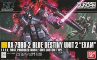 HGUC 1/144 Blue Destiny Unit 2 [EXAM] - Model Kit