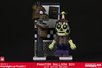 Five Nights at Freddy's - Office Hallway Micro Construction Set