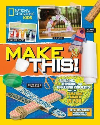 Make This! by National Geographic Kids image