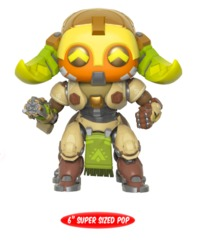 "Overwatch – Orisa 6"" Pop! Vinyl Figure"