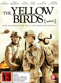 The Yellow Birds on DVD