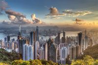 Hong Kong Maxi Poster - Victoria Peak (858)