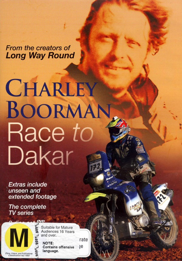 Race To Dakar (Charley Boorman) on DVD image