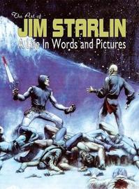 THE ART OF JIM STARLIN by Jim Starlin