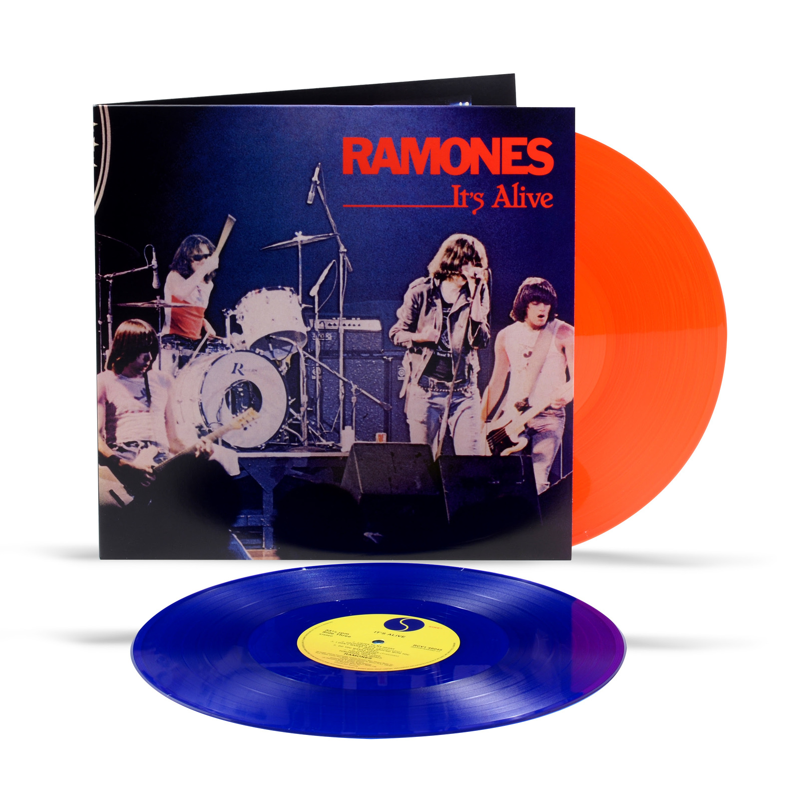 It's Alive (Limited Vinyl) by Ramones image