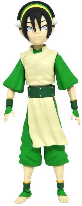 "Avatar TLA: Toph - 7"" Action Figure"