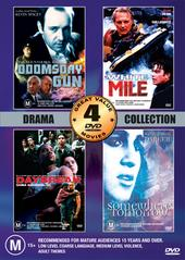 Drama Collection Volume Two - 4 Movie Box Set (2 Discs) on DVD