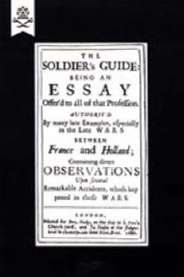 Soldier's Guide (1686) by N/A image