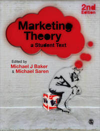 Marketing Theory: A Student Text image