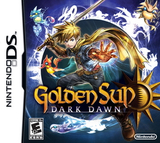 Golden Sun: Dark Dawn for Nintendo DS