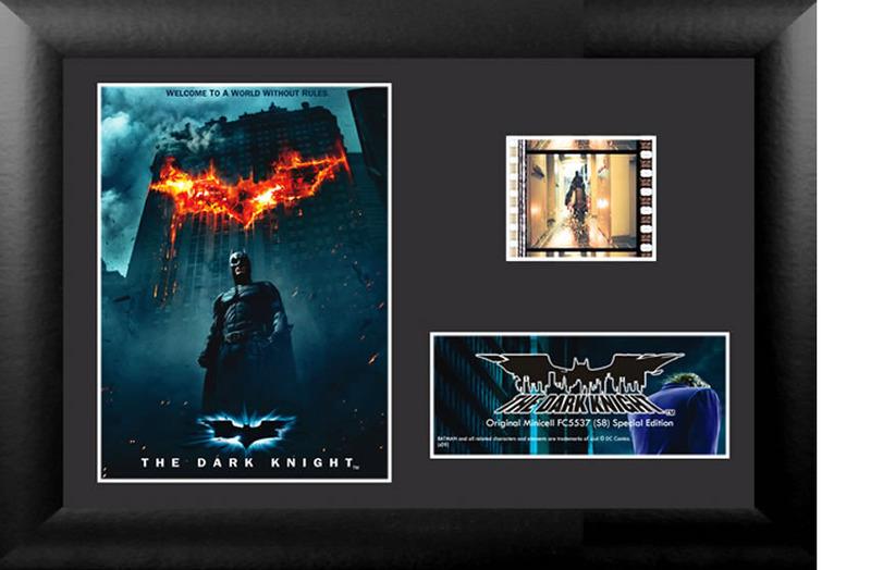 FilmCells: Mini-Cell Frame - The Dark Knight (Batman) image