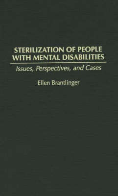 medical law sterilization of mentally incompetent