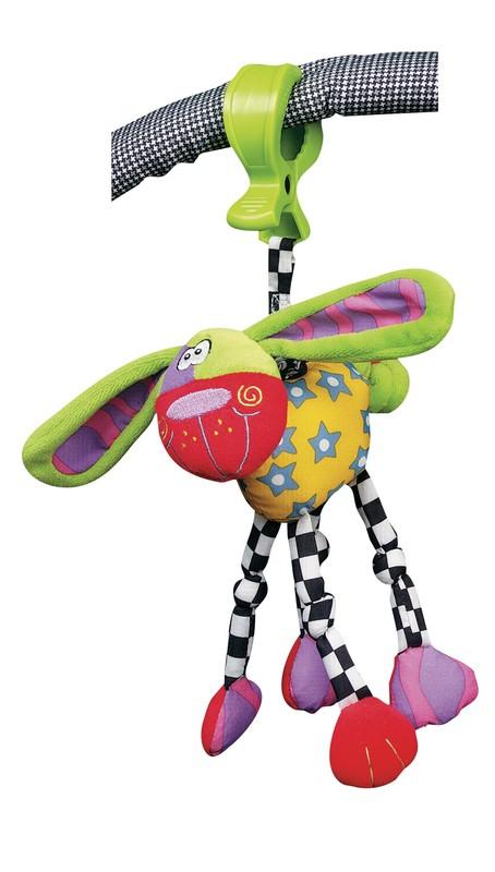 Playgro Wonky Wiggler Dog Attachment