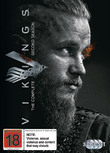 Vikings - The Complete Second Season on DVD