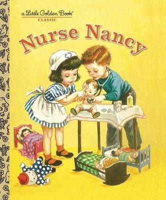 Lgb: Nurse Nancy by Kathryn Jackson